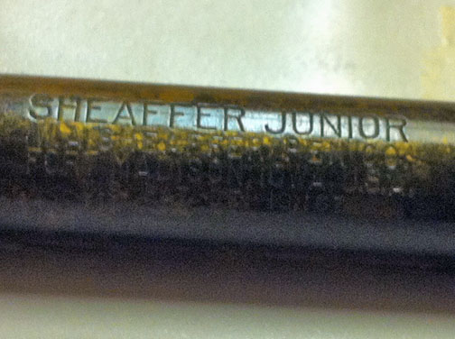 sheaffer Junior