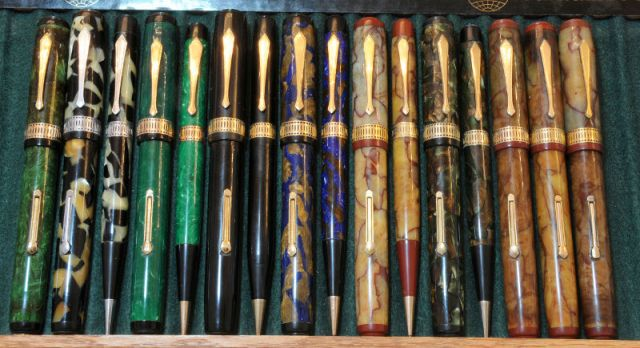 Waterman's Patrician Collection