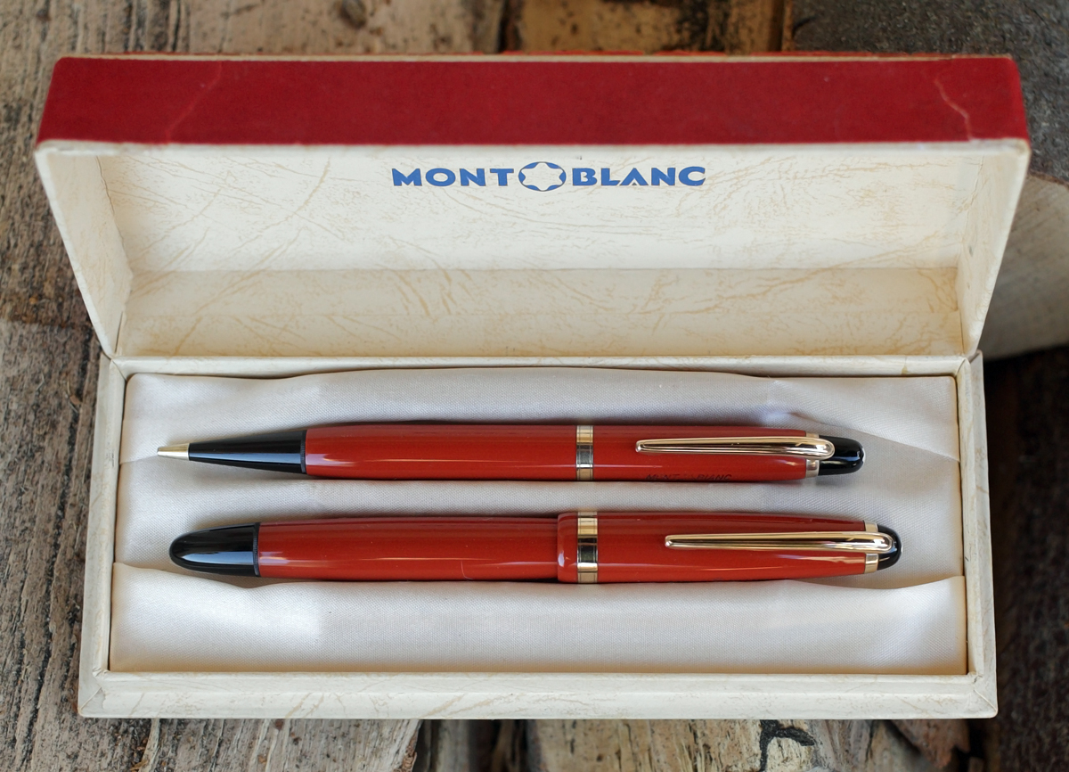 Danish MB 214 and matching pencil nr. 15