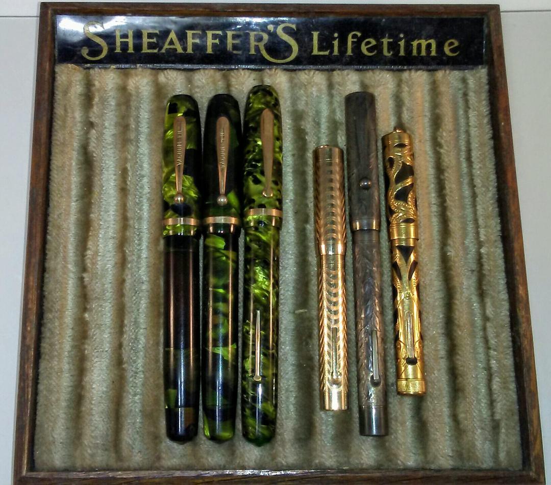 sheaffer pens2
