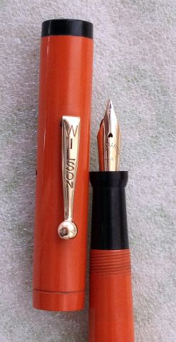 WILSON PENS -MADE IN INDIA? -3-